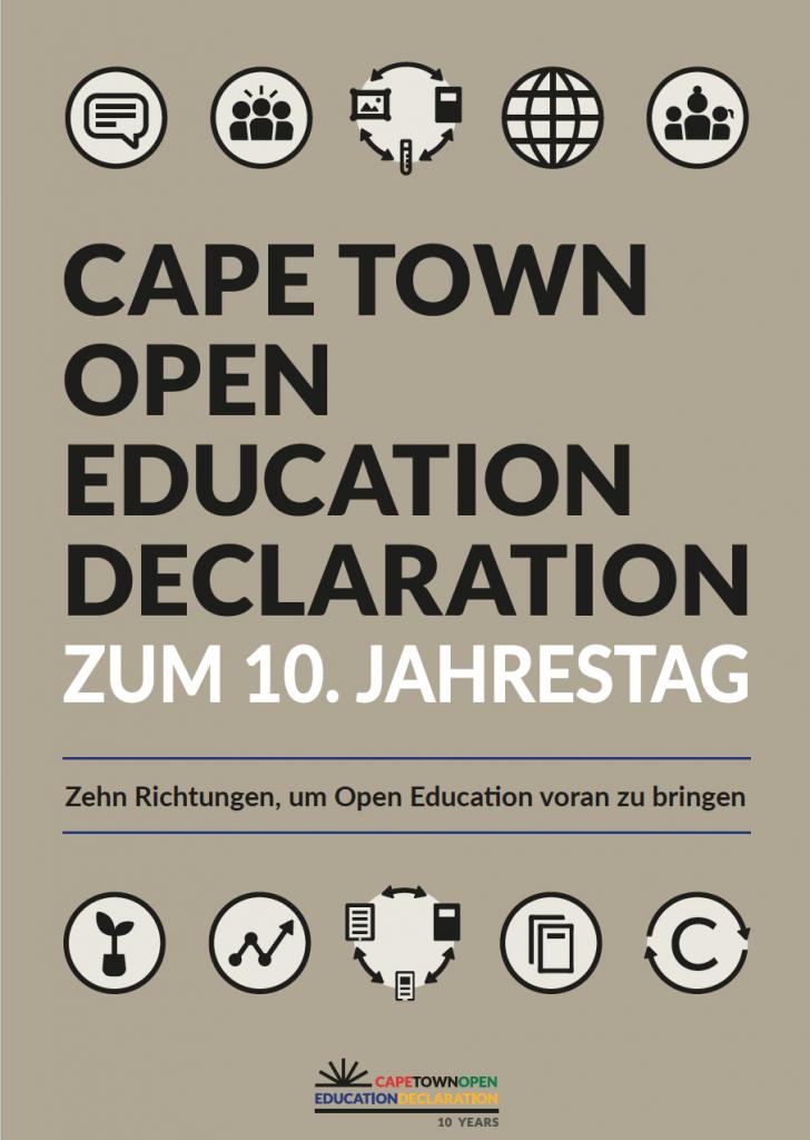 Cover der CPT+10-Broschüre
